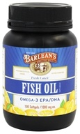 Barlean's - Fresh Catch Fish Oil Omega-3 EPA/DHA