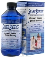Silver Biotics Ultimate Immune System Support