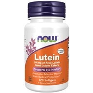 NOW Foods - Lutein 10 mg. - 120
