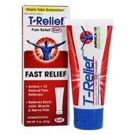 T-Relief Gel Arnica +12 Natural Ingredients