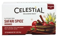 Celestial Seasonings - Herb Tea Red Safari Spice