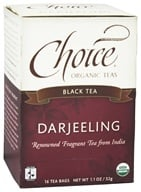 Choice Organic Teas - Darjeeling Tea - 16