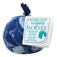 Isoflex Stress Ball for Stress Relief Marblized - Assorted Colors