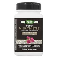 Enzymatic Therapy - Super Milk Thistle - 120