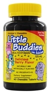 Little Buddies Children's Chewable Multi-Vitamin with Calcium