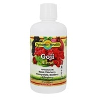 Goji Juice Superfruit Antioxidant Supplement
