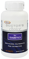 Doctor's Choice Nutritional Support Formula For Diabetics
