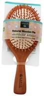 Natural Wood Pin Massage Brush (Large)