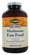 Flora - Udo's Choice Wholesome Fast Food -