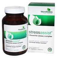 Futurebiotics - StressAssist L-Theanine Stress Complex - 60