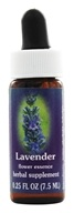 Flower Essence Services - Lavender Flower Essence -