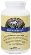 Joint Maintenance For Dogs