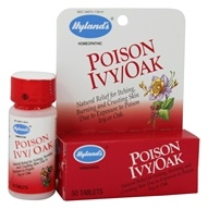 Hylands - Poison Ivy/Oak Tablets - 50 Tablets