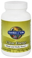 Clear Energy Mind and Body Power