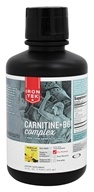 Iron Tek - Carnitine plus B6 Natural Vanilla