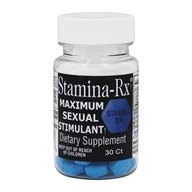 Hi-Tech Pharmaceuticals - Stamina-RX - 30 Tablets