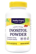 Healthy Origins - Inositol Powder - 8 oz.