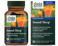 Gaia Herbs - Sound Sleep Liquid Phyto Capsules