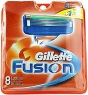 Gillette - Fusion Manual Razor Replacement Blades -