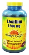 Nature's Life - Lecithin 1200 mg. - 250