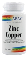 Zinc 50mg Copper