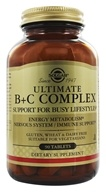 Ultimate B+C Complex Stress Formula
