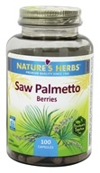 Nature's Herbs - Saw Palmetto - 100 Capsules