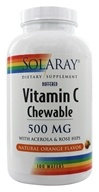 Vitamin C Chewable Buffered
