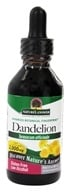 Nature's Answer - Dandelion Root Organic Alcohol -