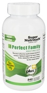 Super Nutrition - Perfect Family - 240 Vegetarian