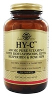 Hy-C (600 Mg Vitamin C With 100 Mg Bioflavaoids)