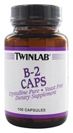 Twinlab - B-2 Caps Crystalline Pure 100 mg.