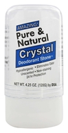 Pure and Natural Crystal Push-Up Deodorant