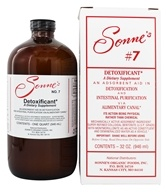 Sonne's - Detoxificant Liquid Hydrated Bentonite Clay #7