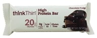 Think Products - thinkThin Protein Bar Chocolate Fudge