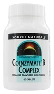 Source Naturals - Coenzymate B Complex Sublingual Orange
