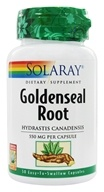 Solaray - Goldenseal Root 550 mg. - 50