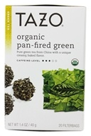 Organic Pan-Fired Green Tea