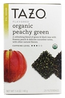 Tazo - Green Tea Organic Peachy - 20