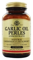 Solgar - Garlic Oil Perles 1 mg. -
