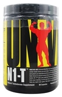 Universal Nutrition - N1-T Natural Testosterone Supplement -