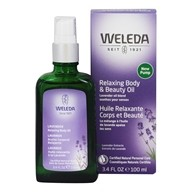 Weleda - Lavender Relaxing Body Oil - 3.4