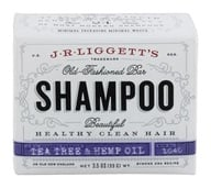 JR Liggett's - Old-Fashioned Shampoo Bar Tea Tree