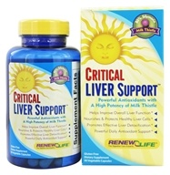 ReNew Life - Critical Liver Support - 90