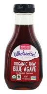 Wholesome! - Organic Raw Blue Agave - 11.75