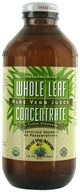 Preservative Free Organic 5X Whole Leaf Aloe Vera Juice
