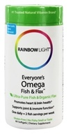 Rainbow Light - Everyone's Omega Fish & Flax