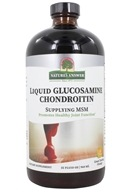 Nature's Answer - Liquid Glucosamine Chondroitin with MSM