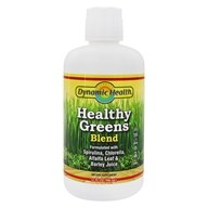 Healthy Greens Liquid