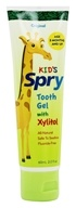 Spry Kid's Tooth Gel with Xylitol